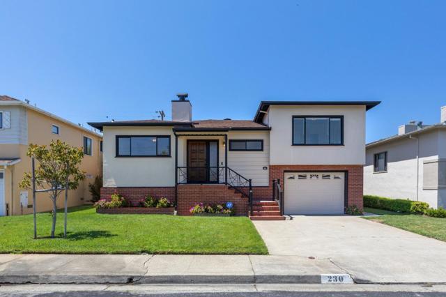 230 Rainier Avenue, South San Francisco, CA 94080