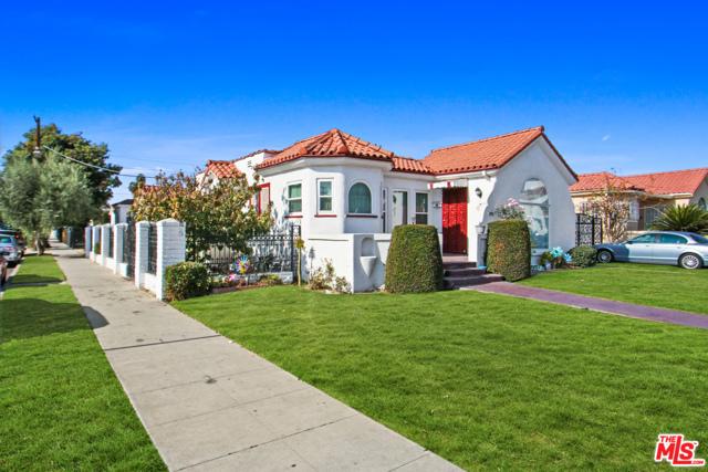 2851 S Norton Avenue, Los Angeles, CA 90018