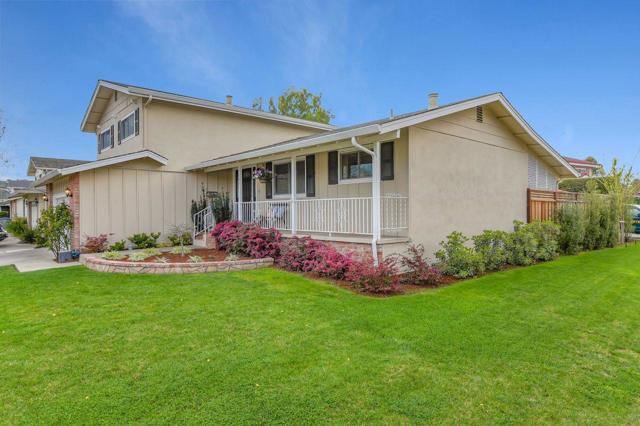 5801 Montevino Drive, San Jose, CA 95123