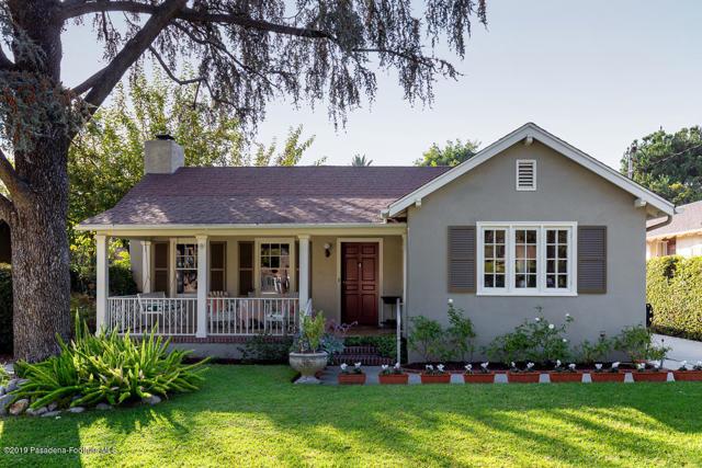 865 N Holliston Avenue, Pasadena, CA 91104