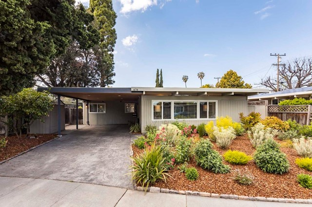 478 Quincy Drive, Mountain View, CA 94043