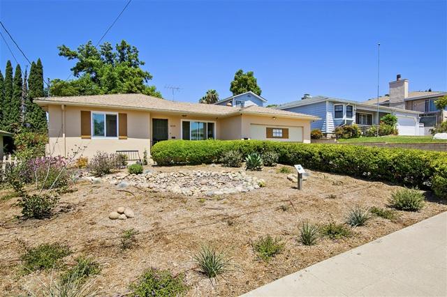 8258 Jefferson, San Diego, CA 91945