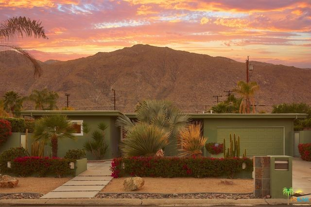 675 S INDIAN Trail, Palm Springs, CA 92264