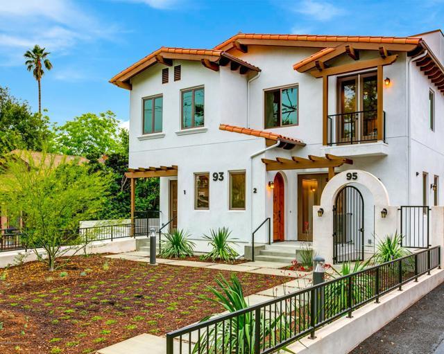 93 N Sierra Bonita Avenue 1, Pasadena, CA 91106