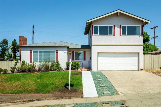 5527 Las Alturas Terrace, San Diego, CA 92114