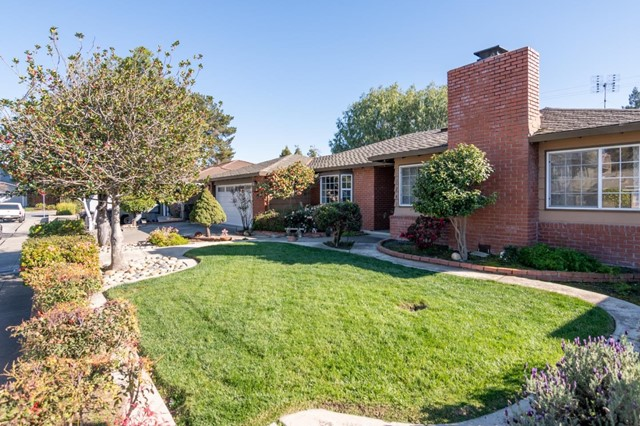 1241 Wasatch Drive, Mountain View, CA 94040
