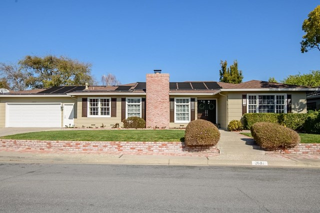 2687 Birchtree Lane, Santa Clara, CA 95051