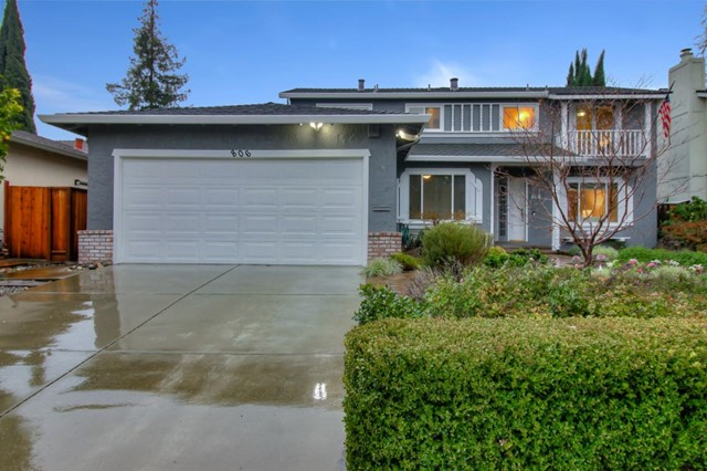 806 Seabury Drive, San Jose, CA 95136