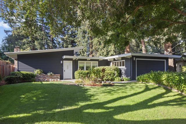 725 Evergreen Street, Menlo Park, CA 94025
