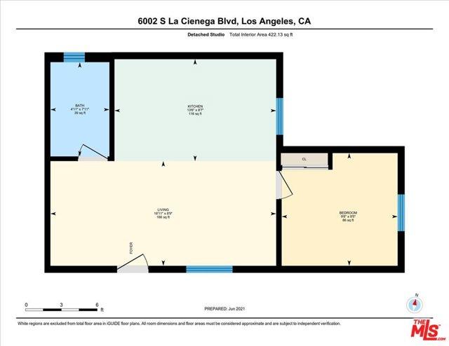 34. 6002 S La Cienega Boulevard Los Angeles, CA 90056