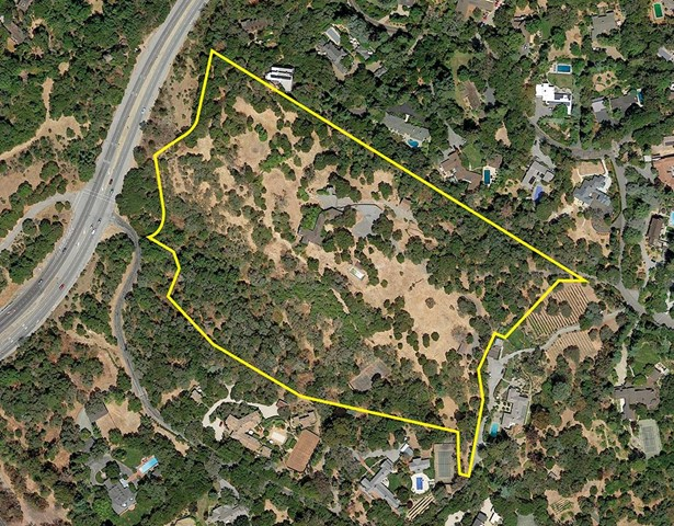 122 Lakeview Drive, Woodside, CA 94062