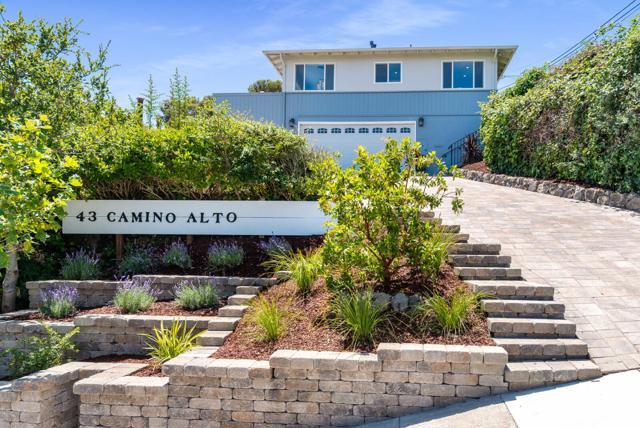 43 Camino Alto, Millbrae, CA 94030
