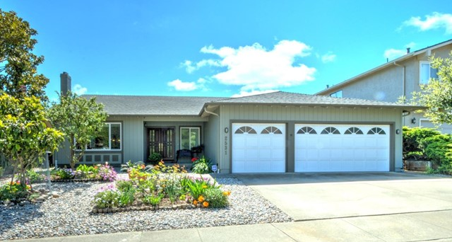 2531 Somerset Drive, Belmont, CA 94002