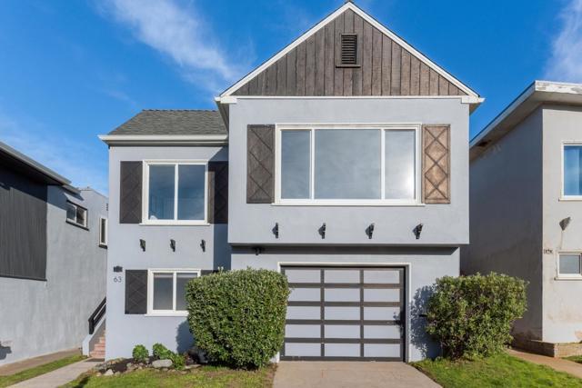 63 Skyline Drive, Daly City, CA 94015