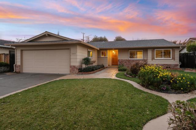 1243 Gehrig Avenue, San Jose, CA 95132