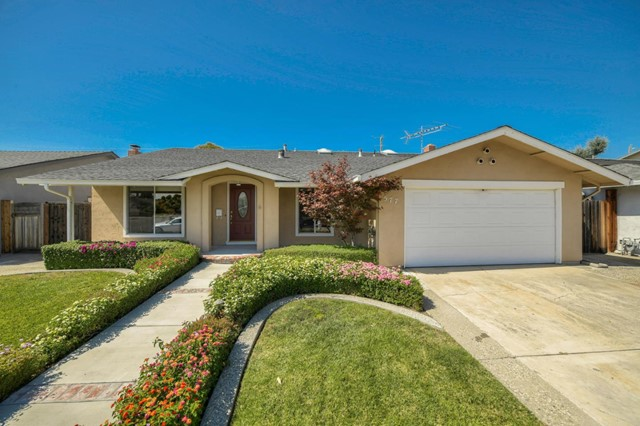 577 Woodstock Way, Santa Clara, CA 95054
