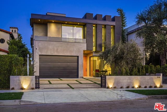356 N HARPER Avenue, Los Angeles, CA 90048