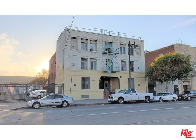Excellent Investment Opportunity with Great Central Location. No problem renting. 27 units- 6 large one plus ones and 21 good size singles for $3,850,000 with 11.07 GRM and 4.7% cap. Low price per door.  Adjacent Downtown Los Angeles and within 2 miles of USC- 3 story walkup center corridor, newly painted, professionally managed.  Low rents, great upside-  Good paying tenants who care about the building.   New LED installation and  waterproofing in attic.  Qualifies for free tankless water heater program through So Cal Gas and DWP.   Located in a transitioning neighborhood with busy ongoing neighboring businesses on a wide street.  Well configured with street parking.      Showings only on approved offer.  Drive by Only.  Please do not disturb tenants.