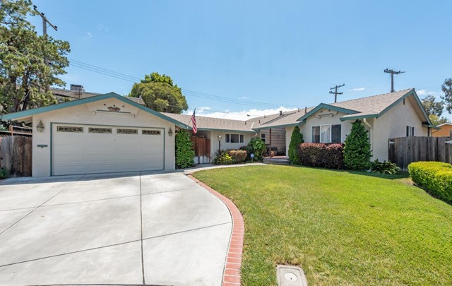 1656 Betty Court, Santa Clara, CA 95051