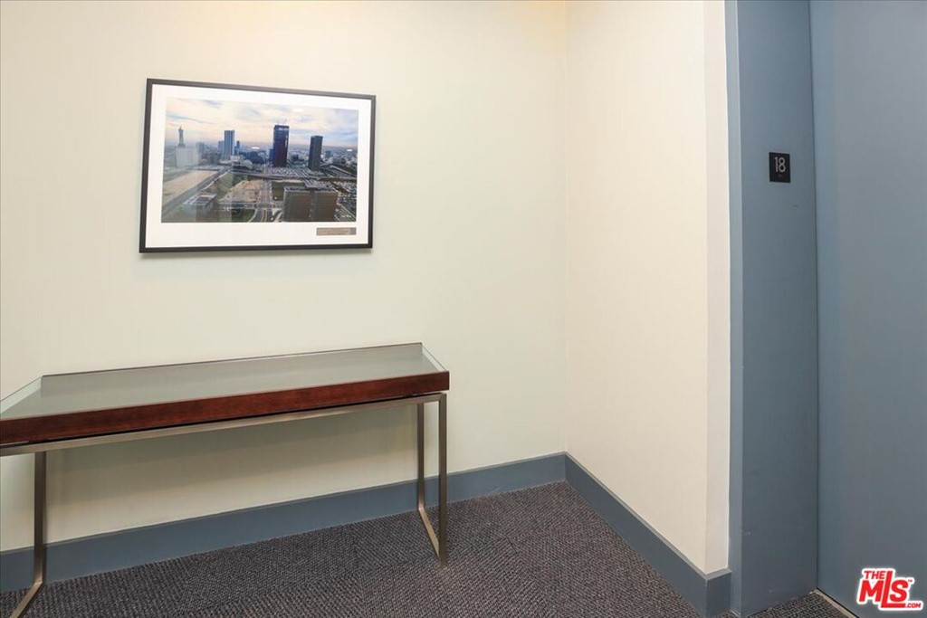 18th Floor elevator lobby
