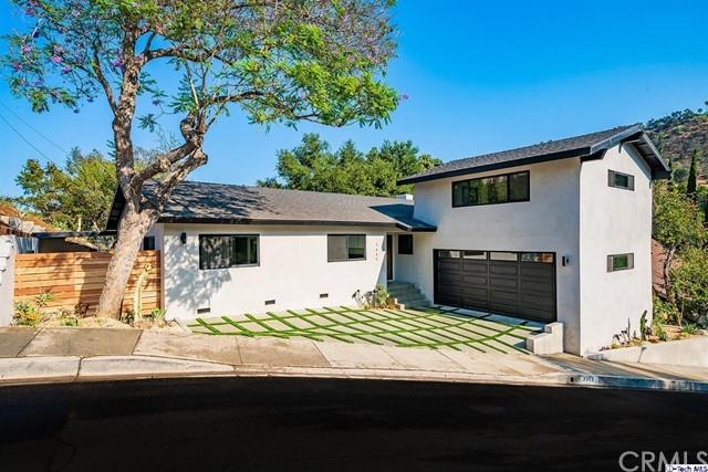 7745 Skyhill Drive, Studio City, CA 90068