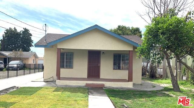 122 E INDIGO Street, Compton, CA 90220
