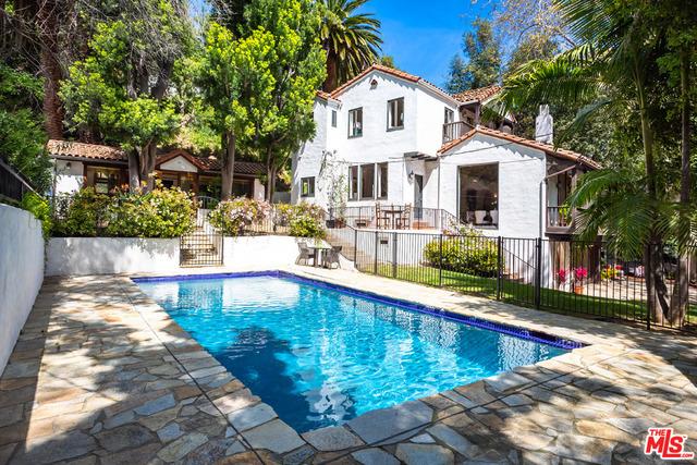 8635 WONDERLAND Avenue, Los Angeles, CA 90046