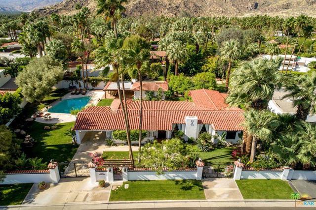435 Vereda Sur, Palm Springs, CA 92262