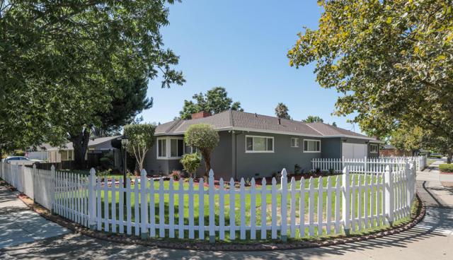 1105 Janis Way, San Jose, CA 95125