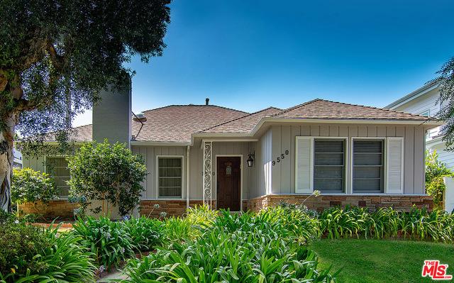 9550 OAKMORE Road, Los Angeles, CA 90035