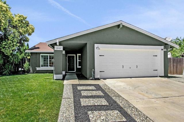 1245 Tarrogana Drive, Tracy, CA 95376
