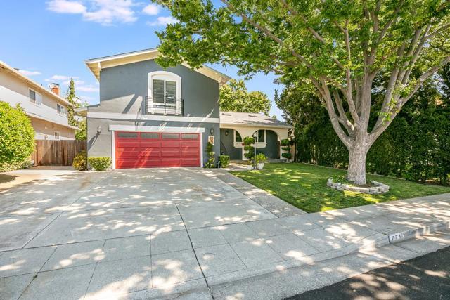 771 Ajax Drive, Sunnyvale, CA 94086