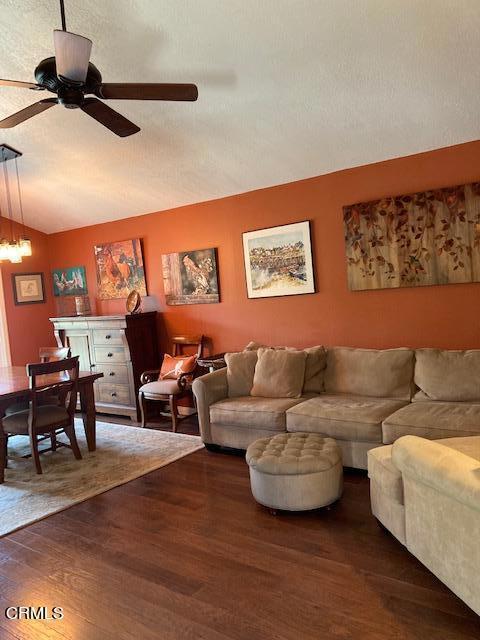 amhurst living room