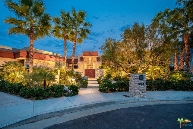 594 Camino Calidad, Palm Springs, CA 92264
