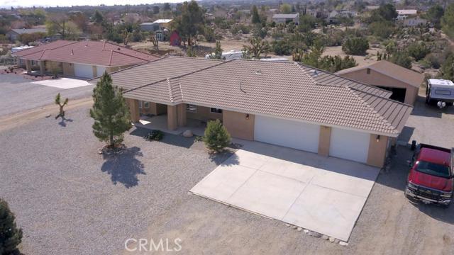 624 Engman Road, Pinon Hills, CA 92372