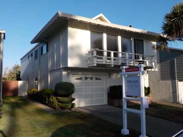 262 Sunshine Drive, Pacifica, CA 94044