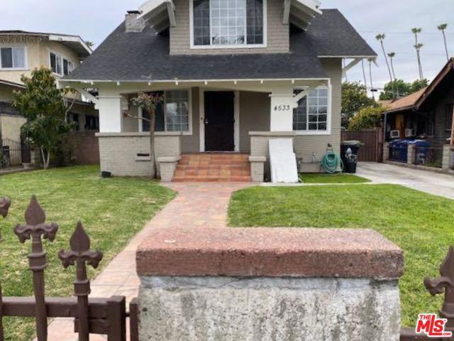 4533 CIMARRON Street, Los Angeles, CA 90062
