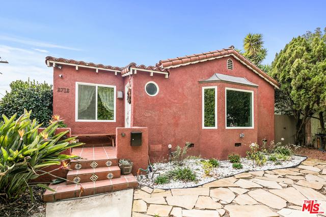 8718 CADILLAC Avenue, Los Angeles, CA 90034