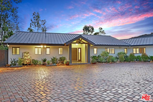 24311 SYLVAN GLEN Road, Calabasas, CA 91302