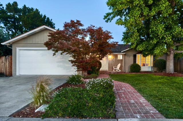 1691 Notre Dame Drive, Mountain View, CA 94040