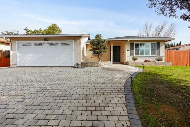 492 Dolores Drive, Milpitas, CA 95035