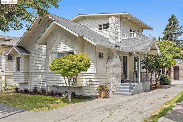 616 Aileen, Oakland, CA 94609