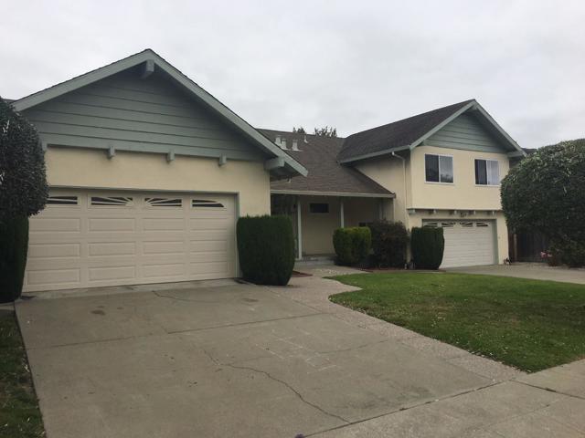 645 Comet Drive, Foster City, CA 94404