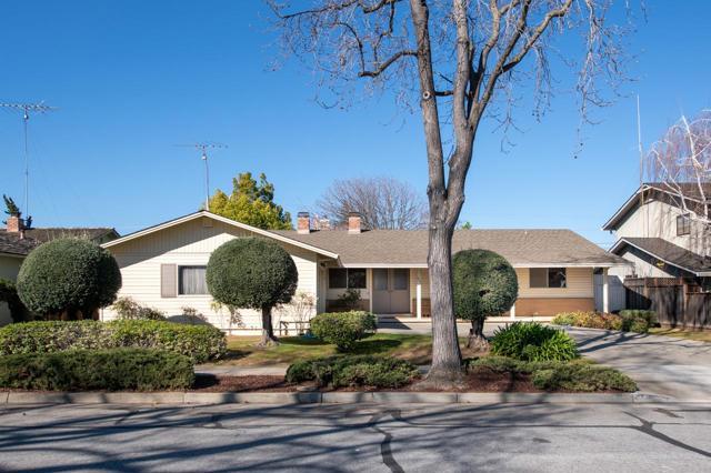1413 Knowlton Drive, Sunnyvale, CA 94087