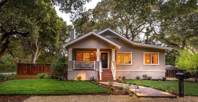 3538 Oak Drive, Menlo Park, CA 94025