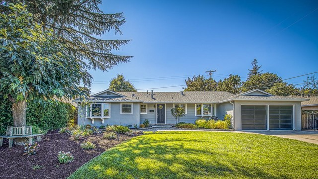 1846 Limetree Lane, Mountain View, CA 94040