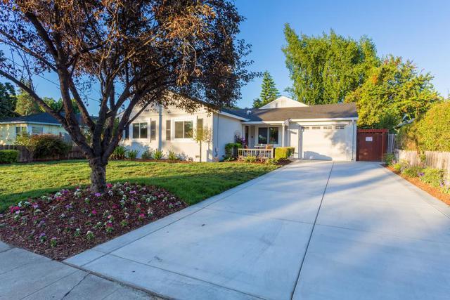 2291 Shibley Avenue, San Jose, CA 95125