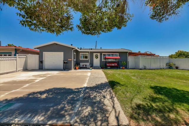 2605 Painted Rock Drive, Santa Clara, CA 95051