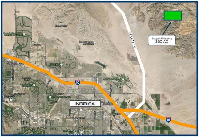 0 Near Berdoo Canyon Road, Outside Area (Inside Ca), CA 92241
