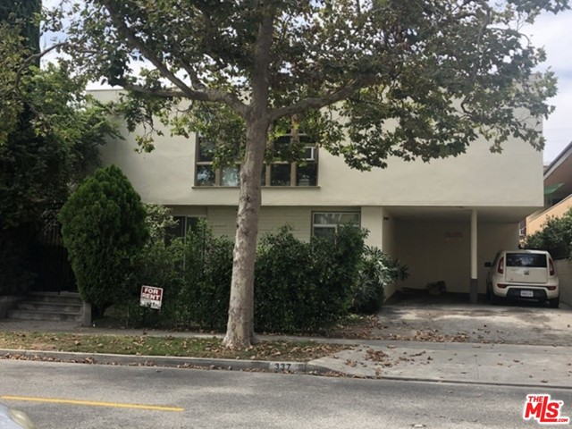 Location, Location, Location! A 8-unit apartment building located in prestigious Beverly Hills, CA. Minutes away from prime retail areas and house of worships. Great unit mix of seven 2+1 Units and one 1+1 Unit. FOUR VACANT UNITS which allows new owner to collect huge upside in rents. MOTIVATED SELLER BRING ALL OFFERS!